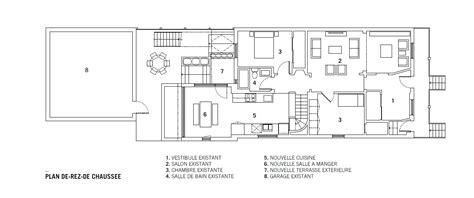Residential Plan gallery of berri residence naturehumaine 11