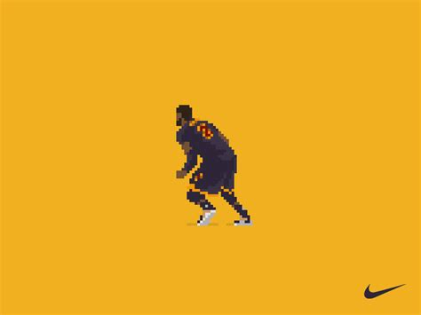 Nike Logo On Glittering Golden Basketball Iphone All Hp kyrie irving quot the quot by pixel of fame dribbble