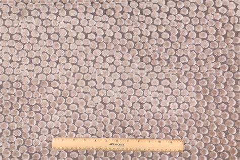 mink upholstery fabric hamilton pebble velvet upholstery fabric in mink