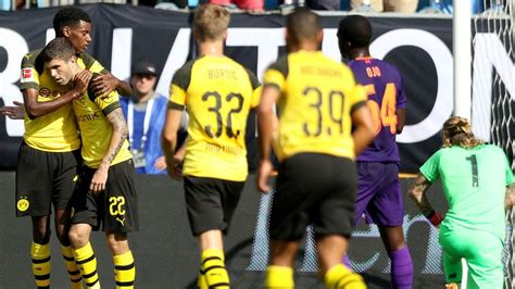 christian pulisic icc icc 2018 christian pulisic continues to shine on american