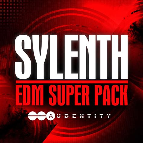 audentity the sound of sylenth fxb magnetrixx sylenth edm super pack released by audentity