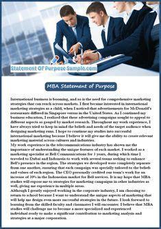 Statement Of Purpose Essay Exle by Sle Statement Of Purpose Grad School