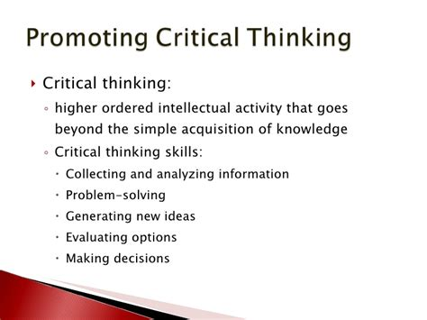 critical thinking skills and strategies for success and smarter decisions books study of critical thinking skills in nursing students and