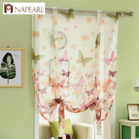 short door curtains online get cheap door panel sheers aliexpress com