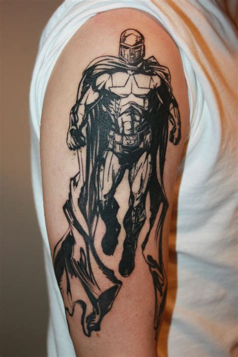 magneto tattoo magneto supervillan tattoos