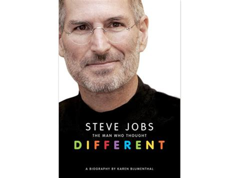 biography of steve jobs book name book wind steve jobs the man who thought different a