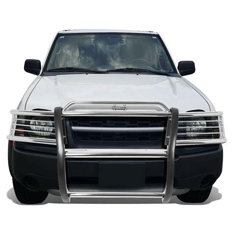 nissan xterra front bumper 02 04 nissan xterra wd22 front bumper protector brush