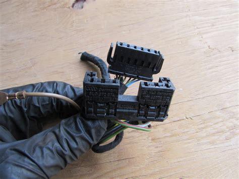 audi tt mk1 8n steering column windshield wiper controls connector plugs 8l0972974 hermes auto
