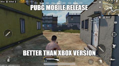 Make A Meme Mobile - pubg mobile better than xbox imgflip
