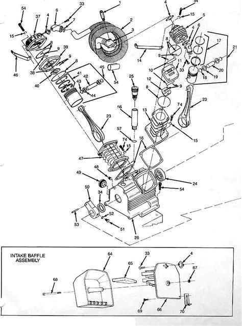 speedaire zb air compressor