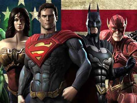justice league film series dc announces justice league series