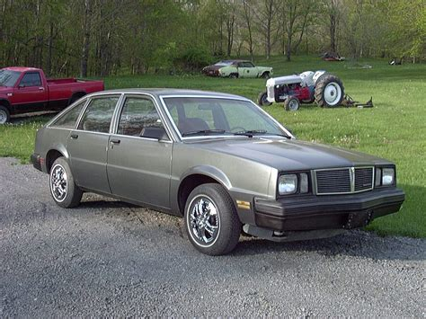 1984 pontiac phoenix information and photos momentcar