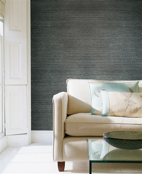 jetson green  grasscloth  natural wallcovering