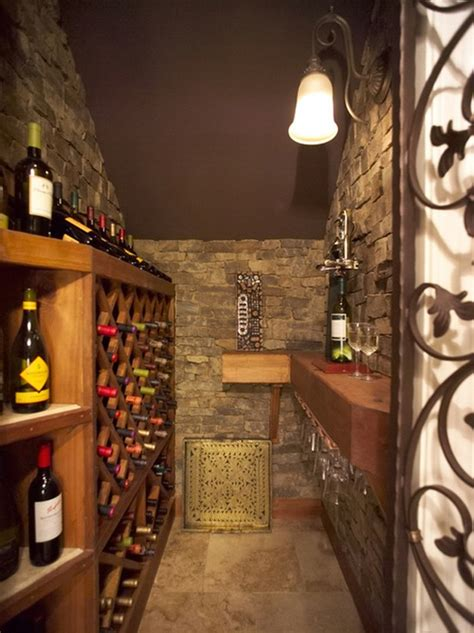 under stairs wine cellar yes closet under the stairs turned into wine cellar