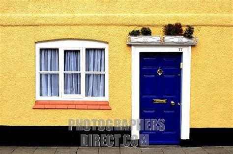 yellow house with blue door yellow house blue door decoration ideas pinterest