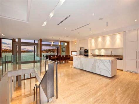 Kitchen Island Seats 4 modern island kitchen design using floorboards kitchen