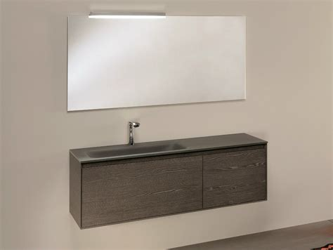 wall mounted drawers wall mounted vanity unit with drawers lu 26 by mobiltesino