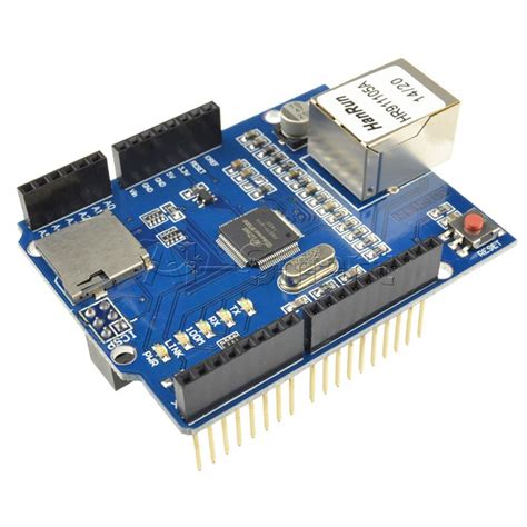 Expansion Board For Arduino Uno ethernet shield w5100 network expansion board for arduino