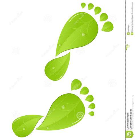Imagenes Huellas Verdes   huella verde im 225 genes de archivo libres de regal 237 as