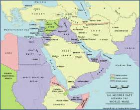 middle east map after confused guide to middle east conflict 101 the world of jobu