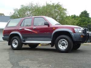 Used Toyota 4x4 Used Toyota 4x4 For Sale Sydney V6