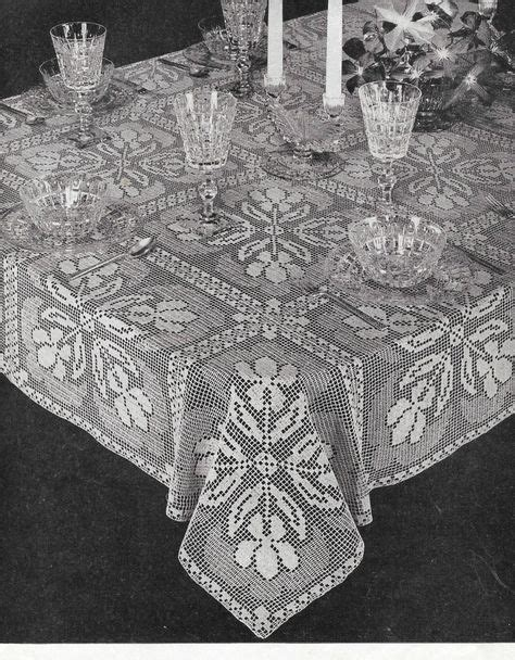 Crochet Motif Patterns For Tablecloth Part 5 How To Join best 25 crochet tablecloth pattern ideas on