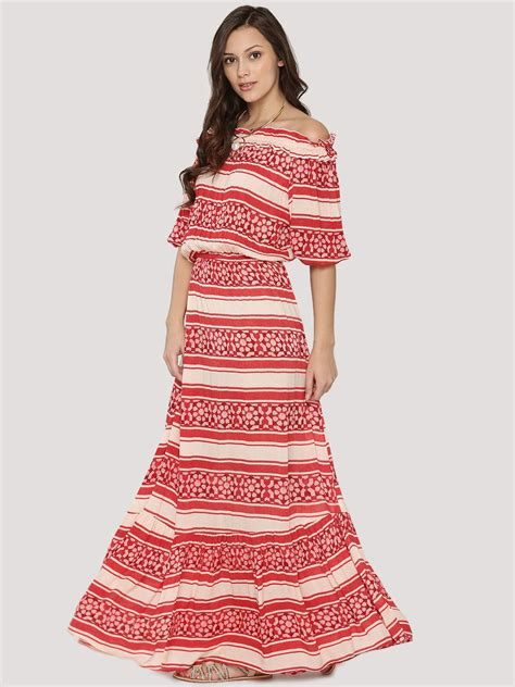 Rena Maxy buy rena printed maxi dress for s multi