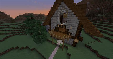minecraft 1 4 cottage by xtollyx on deviantart