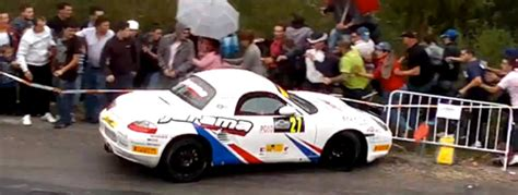 porsche boxster rally car porsche blog nl het laatste nieuws roddels video s