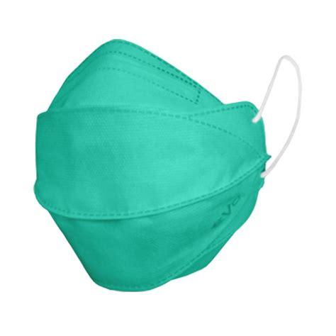 Jual Masker Wajah Import jual rekomendasi seller evo plusmed masker earloop masker wajah isi 25 green harga