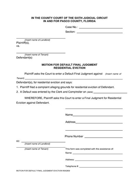 printable eviction notice ky eviction notice form template newhairstylesformen2014 com