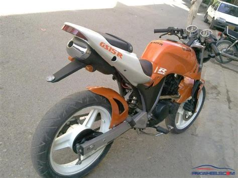 modify suzuki gs       sports