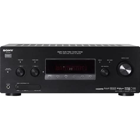 sony str dg820 7 1 channel home theater receiver str dg820 b h