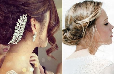 Wedding Hair Updo Soft by Wedding Hairstyles Soft Curled Updos Onewed
