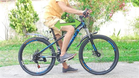 adjusting bike seat how to adjust your bike seat 12 steps with pictures