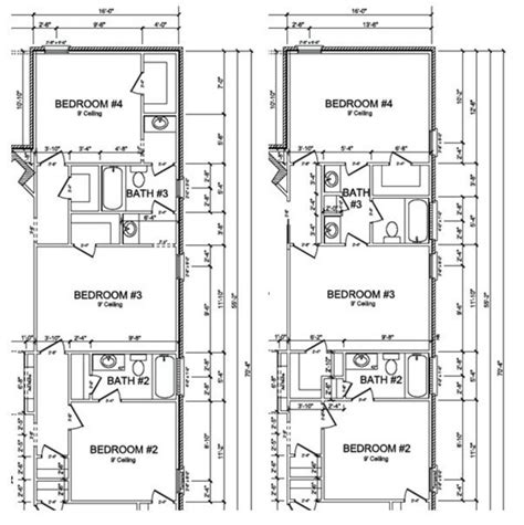house plans with jack and jill bathroom jack and jill bathroom floor plans photo 4 design your