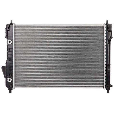 Tabung Radiator Chevrolet Aveo 2009 chevrolet aveo radiator 1 6l engine 19 00654 an