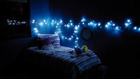Marvelous Bedroom Fairy Lights Tumblr Design A Blue Bedroom Lights