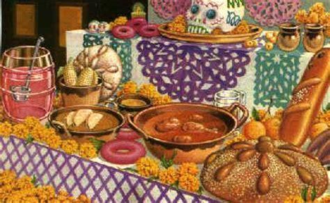 da de los muertos monografiascom tradiciones de mexico