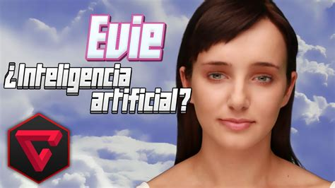 Robot Evie by Evie Cleverbot 191 Inteligencia Artificial