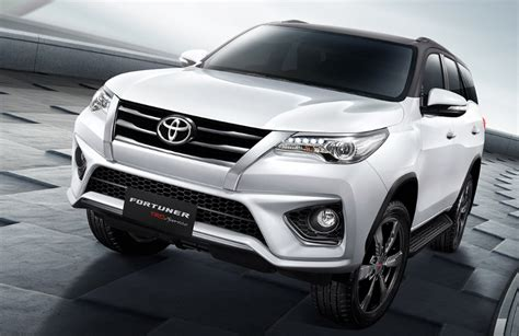 fortuner fr6900 rubber white toyota fortuner trd sportivo launched in thailand