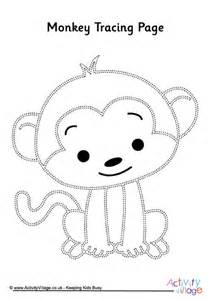 monkey template monkey printables and templates for your year of the