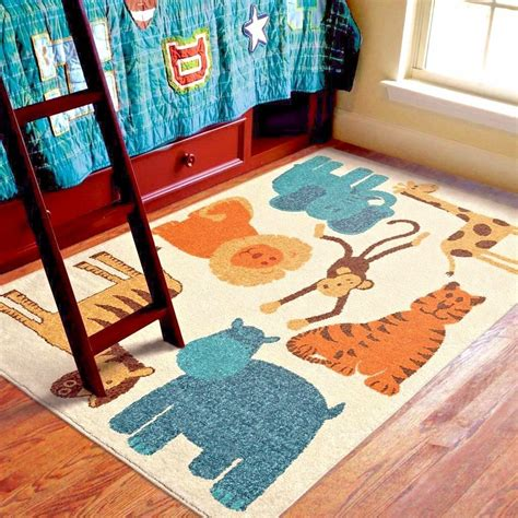 Child Area Rug Rugs Area Rug Childrens Rugs Playroom Rugs For Room Colorful Ebay