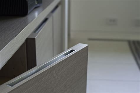 Modern Kitchen Cabinet Hardware Custom Recessed Pull Inlay Cabinet Hardware Modern Www Bradfordhardware Door Hardware