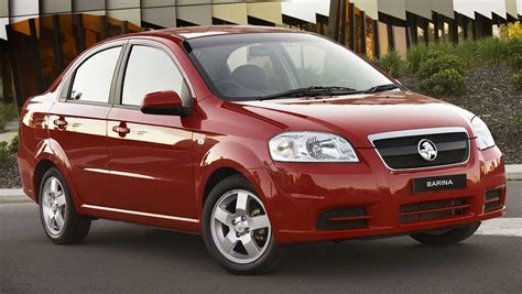 holden barina reviews used holden barina review 2006 2011 carsguide