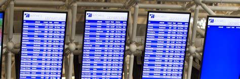flight schedules mitchell airport