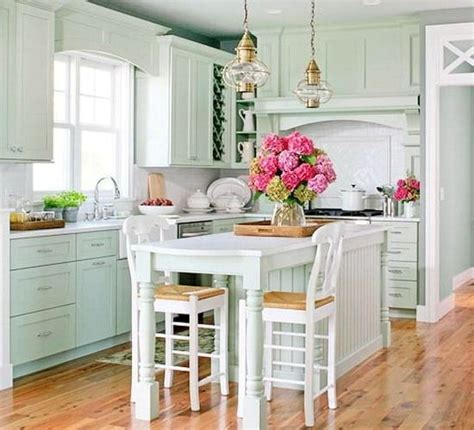 Seafoam Green Kitchen by Seafoam Kitchen Kitchens Kitchen Colors