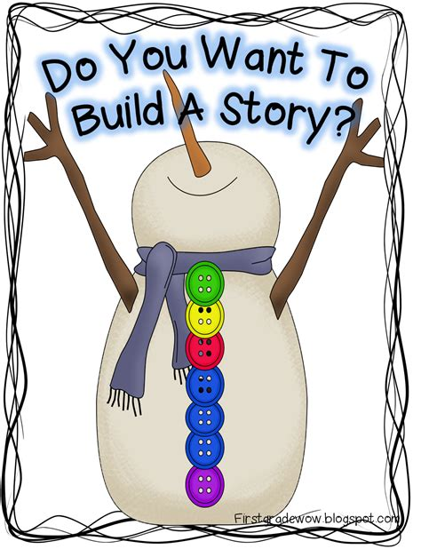 retell new year story grade wow let it snow