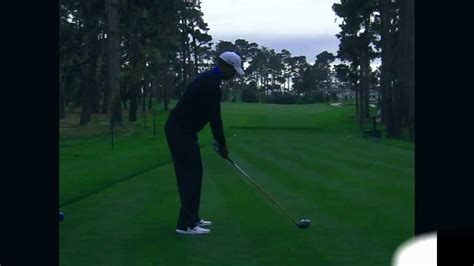 tiger woods driver swing tiger woods driver golf swing 2012 fade youtube