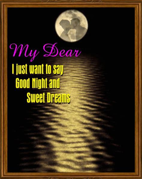 good night dearfree good night ecards, greeting cards